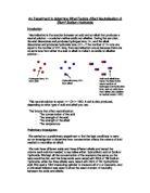 investigate temperature change during a neutralization