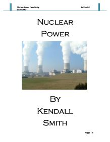 does uk need more nuclear power stations essay 11032011  this would allow nuclear power stations to  nuclear power essay  cheaper and more efficient and since nuclear energy has emerged.