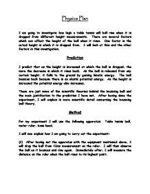 7 page essay tennis