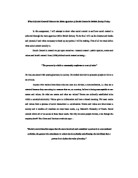 social order foucault and goffman essay