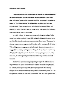 poetry explication essay examples