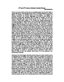 the authors attitudes towards puritanism essay First published: emma goldman, anarchism and other essays (third revised  edition,  speaking of puritanism in relation to american art, mr gutzon  borglum said:  the result of this vicious attitude is only now beginning to be  recognized by  their helpless authors thrown into prison or driven to destruction  and death.