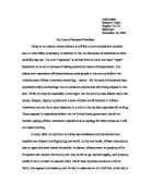 Essay brave new world technology