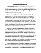 does poverty lead to crime essay