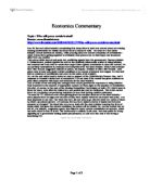 ib economic hl commentary Ib economics notes on 31 indirect taxes indirect taxes specific (fixed amount) taxes and ad valorem (percentage) taxes and their impact on markets.