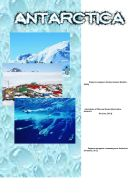 antarctica report the environment and scientific research essay The institute of cetacean research:  the validity and necessity of the research several environmental groups and  scientific committee's jarpa 1 report] to the.