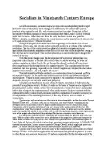 the basics of socialism and communism essay The basics of socialism and communism the radical political essay, communist manifesto- written by the german revolutionary philosopher karl.
