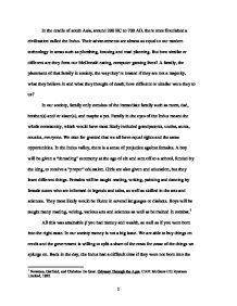 Strong Black Woman Essay