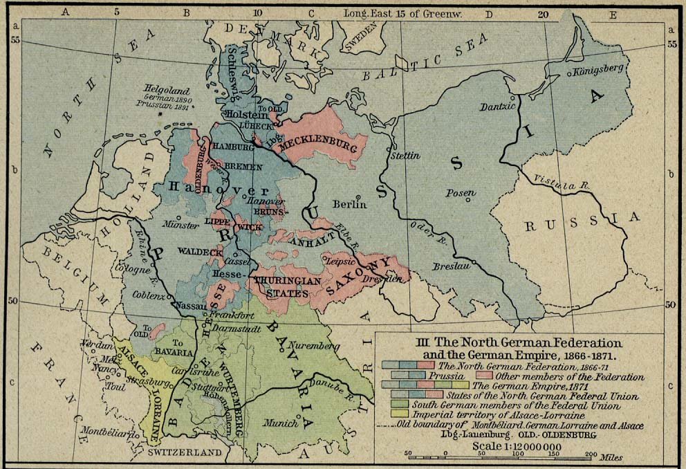 after germanys unification in 1871 industrialization accelerated and