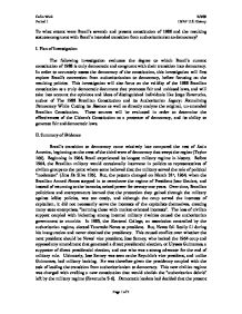 essay to what extent is the uk democratic