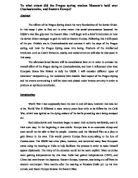 to what extent if any did the chernobyl nuclear disaster  related international baccalaureate history essays