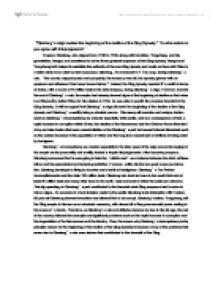 decline of qing dynasty essay
