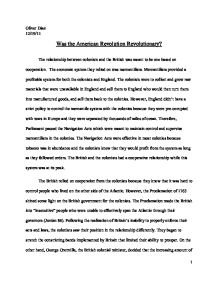 Get A Miraculous Term Paper From Our Writing Service Causes Of The  Cause And Consequences Of The American Revolution  Science Essay Topic also Make Assignment Online  English Essay Writer
