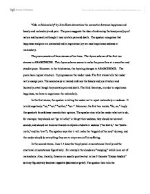 ode on melancholy explication international baccalaureate  page 1 zoom in