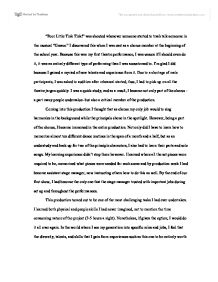 Essay On Science And Technology  Examples Of A Thesis Statement For An Essay also Essay About My Grandmother Personal Essay  International Baccalaureate Languages  Professional Goals Essay Examples
