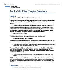 lord of the flies chapter questions international baccalaureate  page 1 zoom in