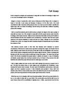 mathematics natural sciences with absolute certainty tok essay From a tok point of view mathematics is a areas of knowledge why mathematics should be of certainty attributed to the natural sciences and.