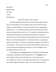 Sample Argumentative Essay High School  Friendship Essay In English also My School Essay In English The Old English Epic Poem Beowulf Demonstrates The Anglo  Sample Business School Essays