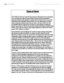 van gogh thesis statement
