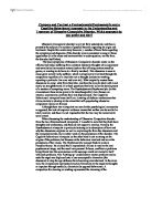 Third World     A literature review on vulvodynia and distress