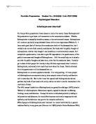 Biological causes schizophrenia essay