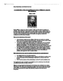 stanley milgram obedience to authority essay  stanley milgram obedience experiment one of the most famous studies of obedience in psychology was carried out by stanley milgram (1963) stanley milgram.
