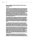 theories of aggression essay