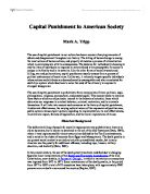 the issue of morality of the capital punishment in the united states The issue of capital punishment in the united states essay 3455 words | 14 pages death valley: the issue of capital punishment in the united states should capital punishment be practiced in the united states.