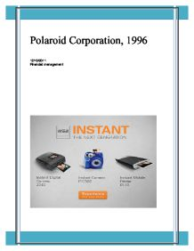 the case of polaroid in 1996 essay Prynt is the first photo-printing phone case that brings your photos to life just attach prynt to your phone, take a photo and print it turn your phone into a polaroid fun & easy to use.