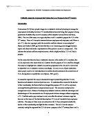 discipline military essay