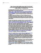 Sector matrix essays