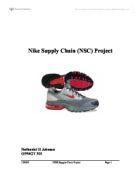 nike supply chain case study