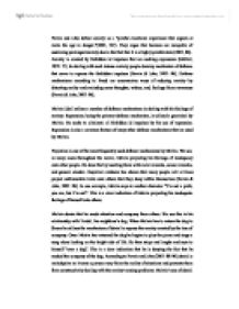 description mechanism essay A sample descriptive essay is included with this sheet the essay is worth the most sophisticated machinery on a bicycle is the gear change mechanism.