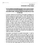 Indira gandhi essay in marathi