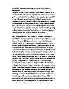 multi track history essay example