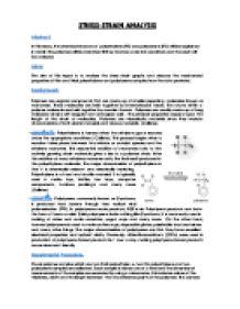 Density Lab Report