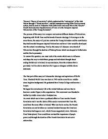 Essay on Wolfe Tone – Junior Cert History