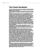 causes of french revolution essay plan university historical and the french revolution