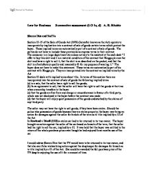 law for business summative assessment university law marked by  page 1 zoom in