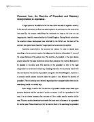judicial creativity essay