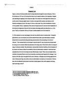 Equity common law essay