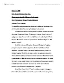 Business law essay introduction