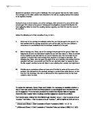 defamation tort essay