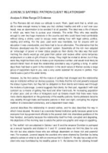 """patron client politics essay 東南亞研究中心 southeast asia research centre peng hui the """"moro problem"""" in the philippines: three perspectives."""