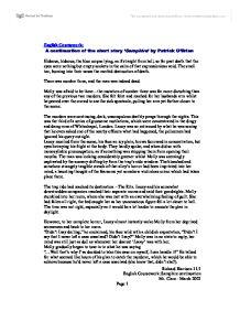 Patrick O'Brian Critical Essays