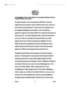 Essay Paper It Is Impossible To Decide Weather Issues Of Race And Gender Should Be  Central  Essay English Spm also Topics For Proposal Essays Racism In Othello  University Linguistics Classics And Related  Conscience Essay