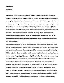 good and evil frankenstein paradise lost and the strange case  page 1 zoom in