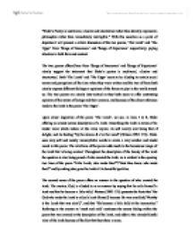 Expressive critical essay