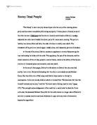 Literary Analysis Essay   Alistair MacLeod s short story   To