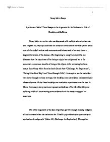 AP English Literature and Composition Essay